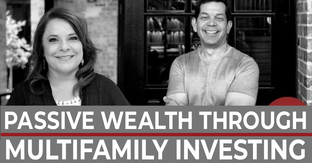 08 | Passive Wealth By Investing With Your IRA!